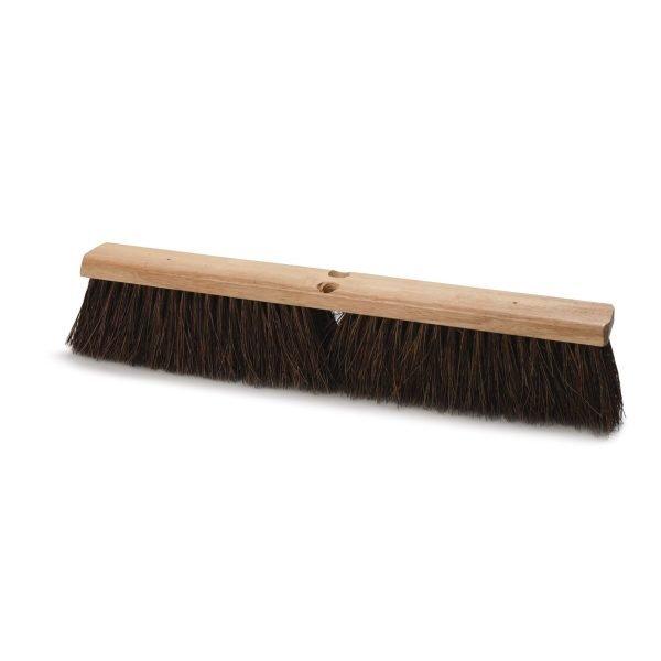 """Brown 24"""" Garage Floor Broom"""
