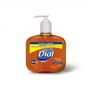 Dial 16 oz Liquid Soap Pump