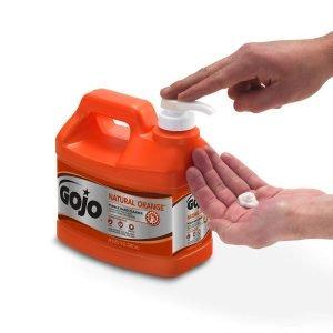 Gojo 1 Gal Orange Hand Cleaner