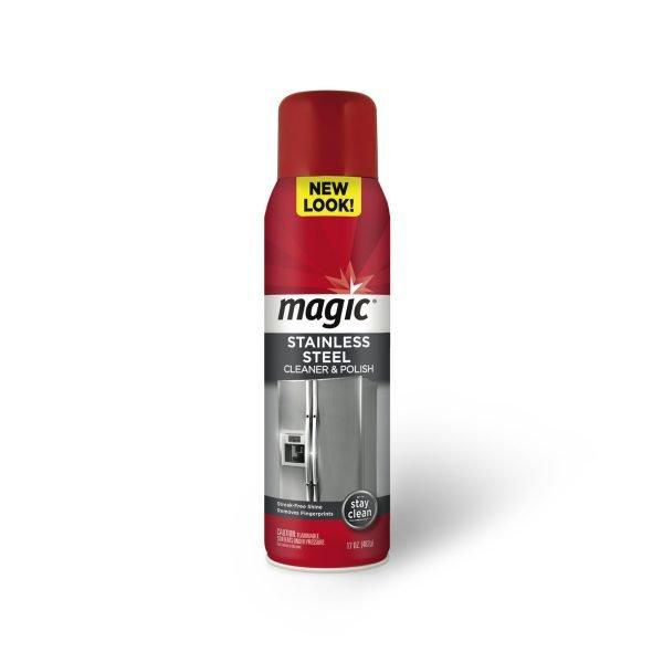 Magic Steel Cleaner & Polish