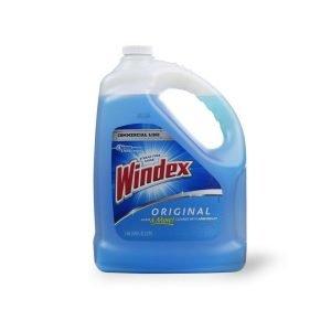 Windex 1 Gal Original Glass Cleaner Refill