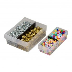 15 Compartment Organizer Tool Box
