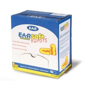 3M Uncorded Foam Earplugs (200 Box)