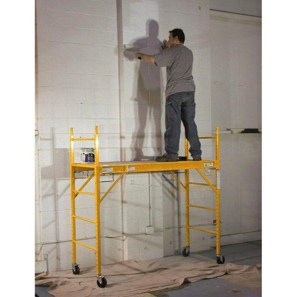 6 ft Baker Scaffold