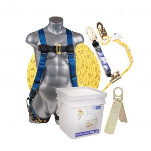 Fall Protection Roofing Kit