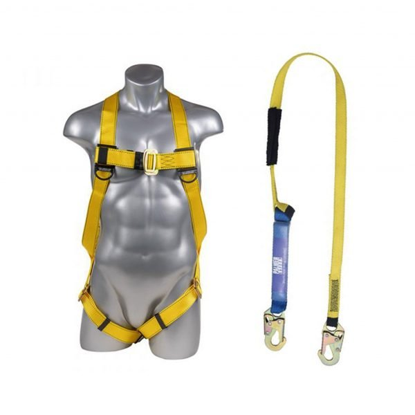 Harness Combo Kit - 3 Point