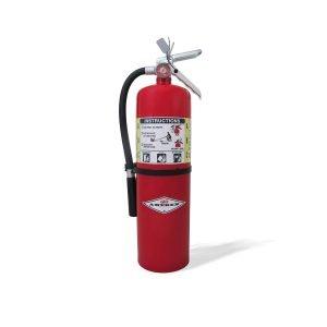 10lb Fire Extinguisher - Class ABC