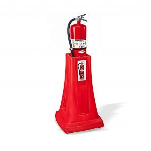 Fire Extinguisher Stand 5-20 lb