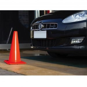 Orange Traffic Cone - 18 in