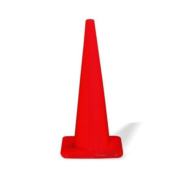 Orange Traffic Cone - 28 in