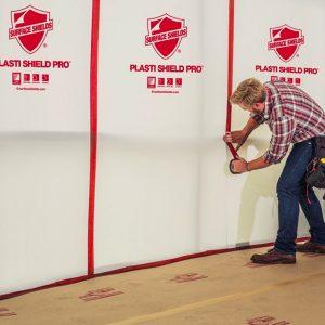 Plasti-Shield PRO Corrugated Plastic Sheeting - 44