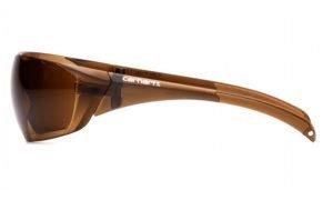 Pyramex Carhartt Eyewear Billings Sandstone Bronze
