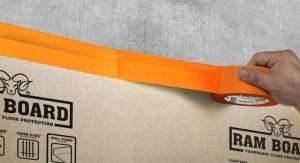 Ram Board Orange Edge Tape 2.5