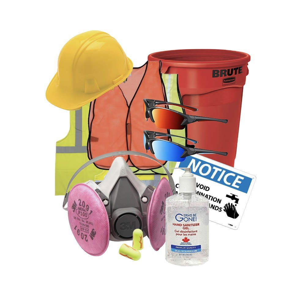 Jobsite Safety and Protection Categories
