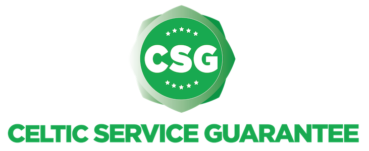 CSG Celtic Service Guarantee