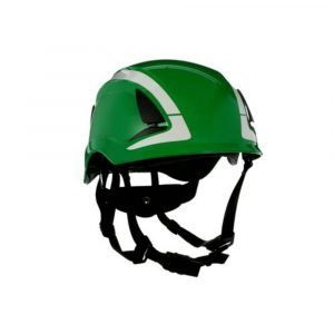 3M SecureFit Safety Helmet X5000 Green