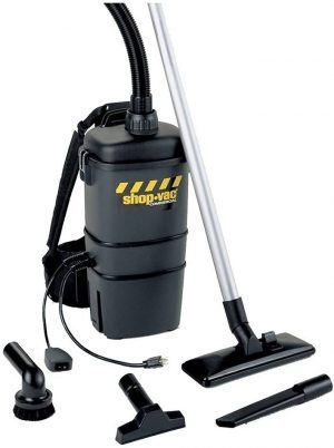SHOP-VAC BACK PACK VACUUM_2.0hp