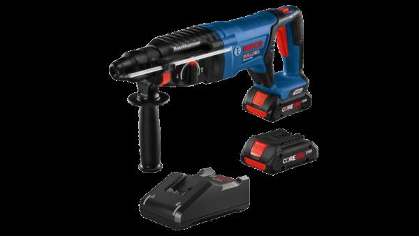 18v GBH18V26DK25 boschkit cordlessrotaryhammer
